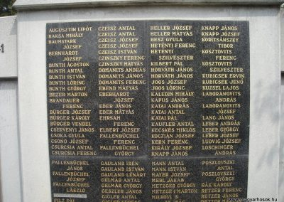 Törökbálint világháborús emlékmű 2008.04.15. küldő-Huszár Peti (7)