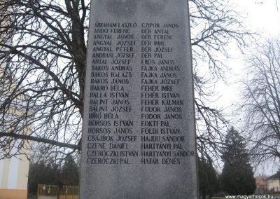 Törtel II.vh emlékmű 2010.01.02. küldő-kalyhas (3)
