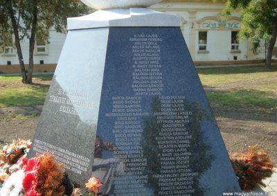 Túrkeve II.vh emlékmű 2009.10.25. küldő-Zebi (2)