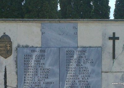 Tüskevár világháborús emlékmű 2012.04.29. küldő-miki (1)