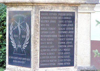 Tabajd világháborús emlékmű 2012.06.23. küldő-Méri (4)