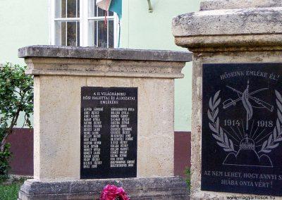 Tabajd világháborús emlékmű 2012.06.23. küldő-Méri (5)