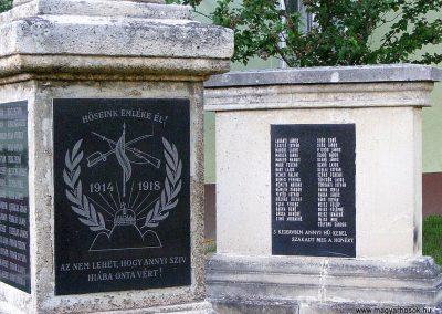 Tabajd világháborús emlékmű 2012.06.23. küldő-Méri (7)