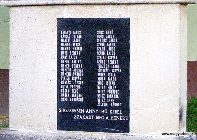 Tabajd világháborús emlékmű 2012.06.23. küldő-Méri (8)