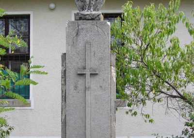 Tajó világháborús emlékmű 2007.08.21. küldő- Hunmi