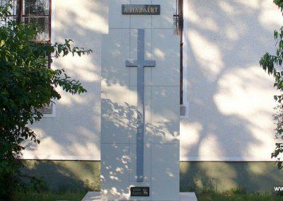 Tajó világháborús emlékmű 2008.08.14. -felújitás után-küldő- Hunmi (2)