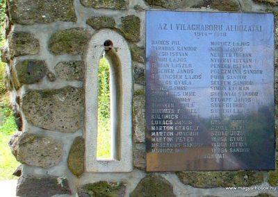 Taliándörögd világháborús emlékmű 2009.07.28. küldő-HunMi (3)