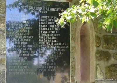 Taliándörögd világháborús emlékmű 2009.07.28. küldő-HunMi (4)