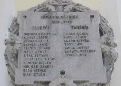Tanakajd világháborús emléktáblák 2009.01.19.küldő-gyurkusz (1)