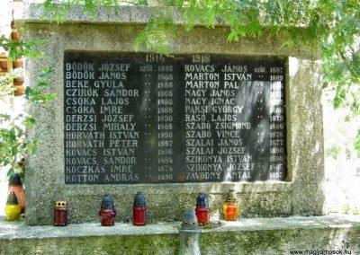 Tany világháborús emlékmű 2014.06.18. küldő-Méri (2)
