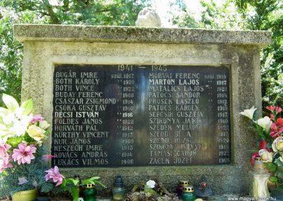 Tany világháborús emlékmű 2014.06.18. küldő-Méri (4)