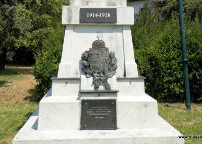 Tapolca I. világháborús emlékmű 2013.07.05. küldő-Méri (2)