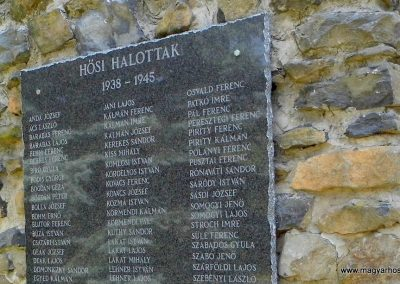 Tapolca II. világháborús emlékmű 2013.07.05. küldő-Méri (3)