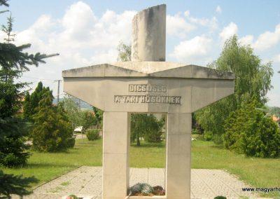 Tar Hősi emlékmű 2008.06.24. küldő-Mónika39 (1)