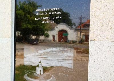 Tarcal hősi emlékmű felújítás után 2018.06.28. küldő-György József (4)