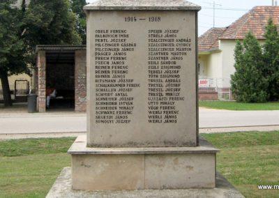 Tarján világháborús emlékmű 2008.07.02. küldő-Kályhás (12)
