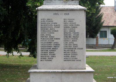 Tarján világháborús emlékmű 2008.07.02. küldő-Kályhás (6)
