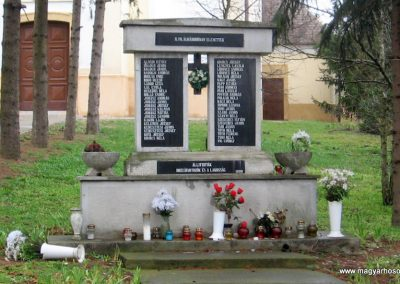 Tarnaméra II.vh emlékmű 2008.03.08. küldő-Kályhás (2)