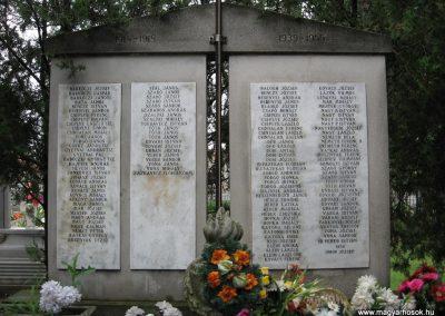 Tarnazsadány világháborús emlékmű 2008.07.15.küldő-Kályhás (3)