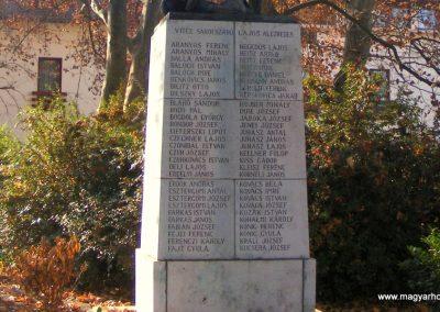 Tata I.vh emlékmű 2011.11.01. küldő-Méri (4)