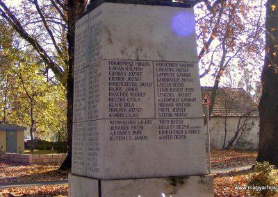 Tata I.vh emlékmű 2011.11.01. küldő-Méri (6)