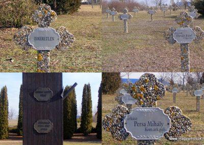 Tata Kocsi úti új temető világháborús katonasírok 2013.03.03. küldő-Méri (8)
