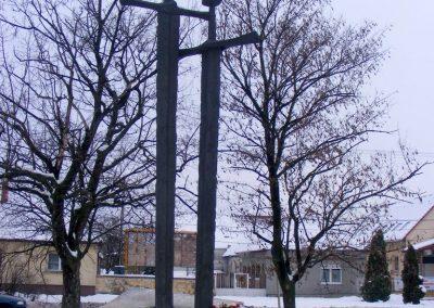 Tatabánya-Bánhida II. világháborús emlékmű 2013.01.21. küldő-Méri (2)