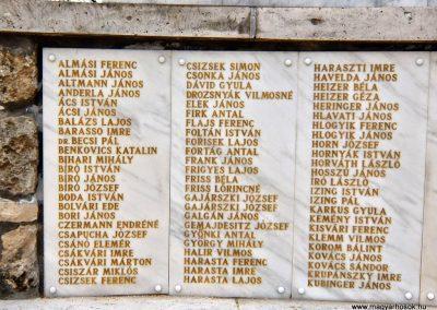 Tatabánya-Bánhida II. világháborús emlékmű 2013.05.21. küldő-Méri (6)