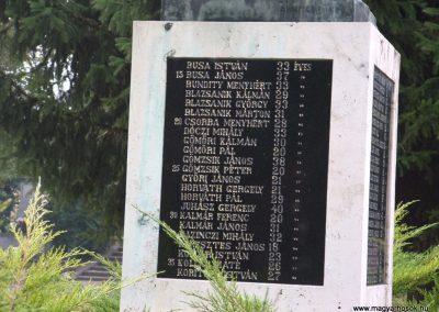 Tataháza világháborús emlékmű 2006.10.27.küldő-hegyimagnes (2)