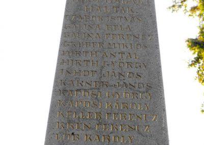 Teklafalu világháborús emlékmű 2012.08.01. küldő-KRySZ (3)