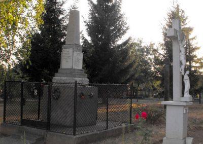 Teklafalu világháborús emlékmű 2012.08.01. küldő-KRySZ