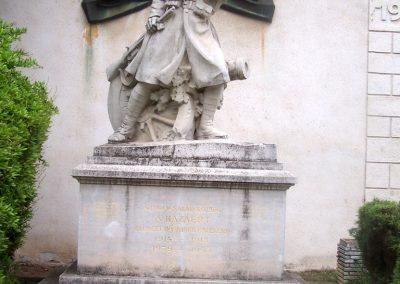 Tengelic világháborús emlékmű 2010.05.05. küldő-Horváth Zsolt