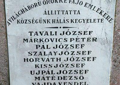 Tengeri világháborús emlékmű 2006.08.27. küldő-Dr.Lázár Gyula Levente (3)