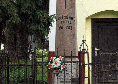 Tengeri világháborús emlékmű 2006.08.27. küldő-Dr.Lázár Gyula Levente