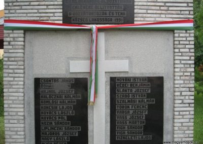 Tenk II.vh emlékmű 2007.06.13. küldő-kalyhas (2)