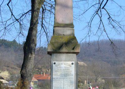 Terény világháborús emlékmű 2008.02.12. küldő-Pfaff László, Rétság (1)