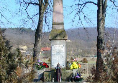 Terény világháborús emlékmű 2008.02.12. küldő-Pfaff László, Rétság