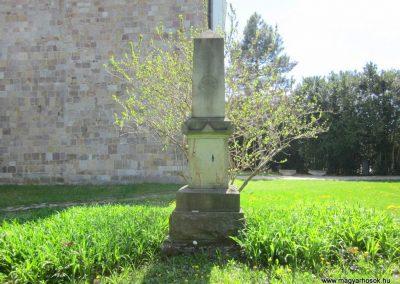 Tereske I.világháborús emlékmű 2012.04.25. küldő-kalyhas (1)