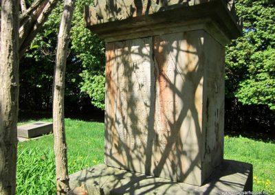 Tereske I.világháborús emlékmű 2012.04.25. küldő-kalyhas (7)