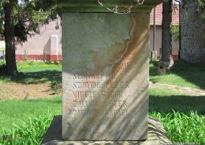 Tereske I.világháborús emlékmű 2012.04.25. küldő-kalyhas (9)