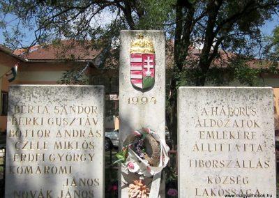 Tiborszállás világháborús emlékmű 2014.08.04. küldő-kalyhas (4)