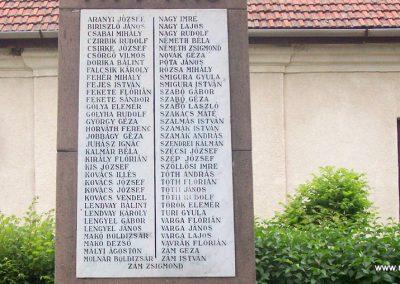 Tiszaörs világháborús emlékmű 2009.05.15. küldő-miki (3)