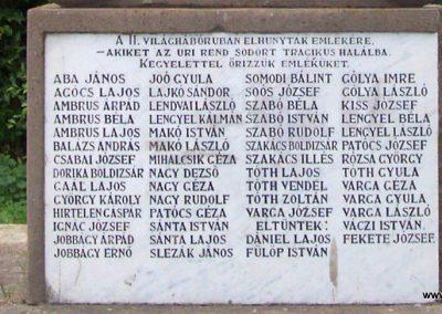 Tiszaörs világháborús emlékmű 2009.05.15. küldő-miki (4)