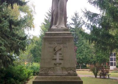 Tiszaalpár I. világháborús emlékmű 2016.09.17. küldő-belamiki