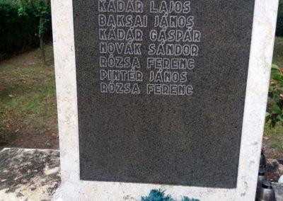 Tiszaalpár-Tiszaújfalu II. világháborús emlékmű 2016.09.17. küldő-belamiki (3)