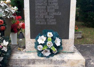 Tiszaalpár-Tiszaújfalu II. világháborús emlékmű 2016.09.17. küldő-belamiki (5)
