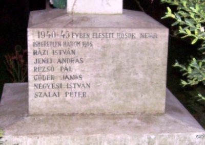 Tiszabő világháborús emlékmű 2009.04.08. küldő-miki (8)