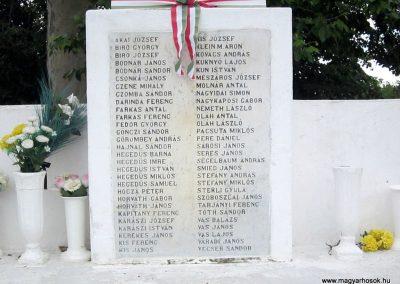 Tiszabercel világháborús emlékmű 2014.06.23. küldő-kalyhas (5)
