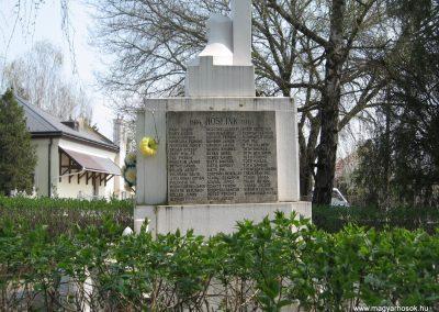 Tiszadada világháborús emlékmű 2009.04.09.küldő-kalyhas (2)