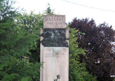 Tiszaderzs világháborús emlékmű 2008.08.21. küldő-Kályhás (2)